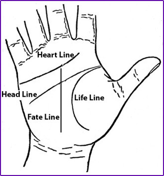 Marriage Line In Palmistry Astrosanhita