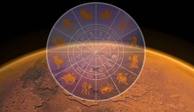Mars Retrograde In Horoscope