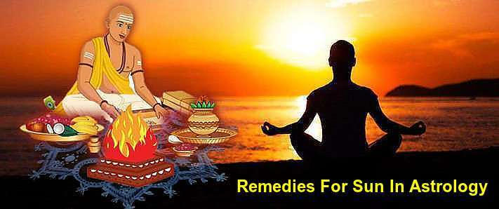 Sun Remedies Astrology for Weak, Debilitated, Afflicted, Combusted State