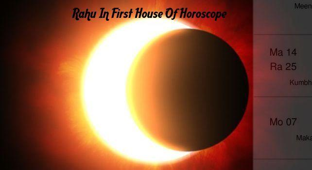 Rahu In 1st House/Lagna/ Ascendant Love, Career, Marriage In Horoscope