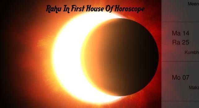 Rahu In 1st House/Lagna/ Ascendant Love, Career, Marriage In Horoscope