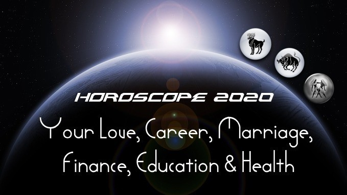 Aries, Taurus, Gemini Horoscope 2020 - Love, Career, Marriage, Finance