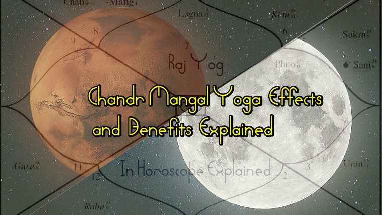 Chandra Mangal Yoga In Astrology - Its Effects, Benefits In Different Houses1