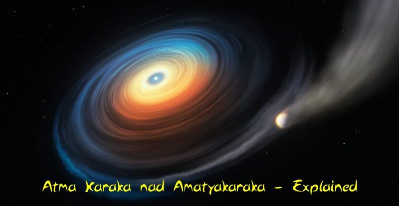 Atmakaraka and Amatyakaraka Planet In Vedic Astrology - The Controller
