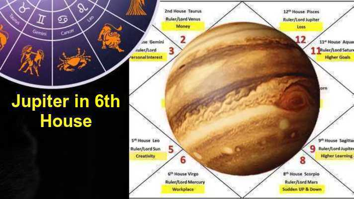 Jupiter In 6th House Love, Career, Marriage, Finance, Education, Health