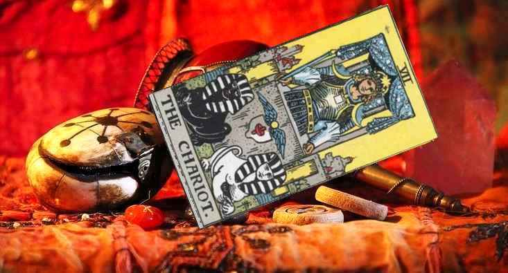 The Chariot Card Tarot Reading Love, Career, Money, Yes or No, Health