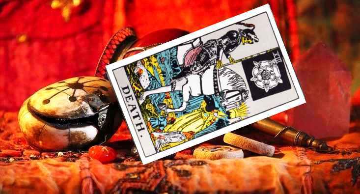The Death Card Tarot Reading Love, Marriage, Career, Money, Yes or No