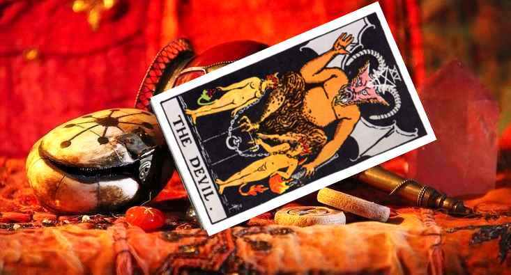 The Devil Card Tarot Reading Love, Marriage, Career, Money, Yes or No