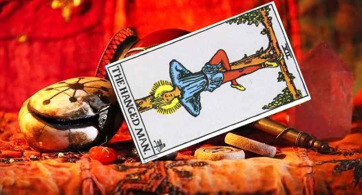 The Hanged Man Card Tarot Reading Love, Marriage, Career, Money, Yes or No