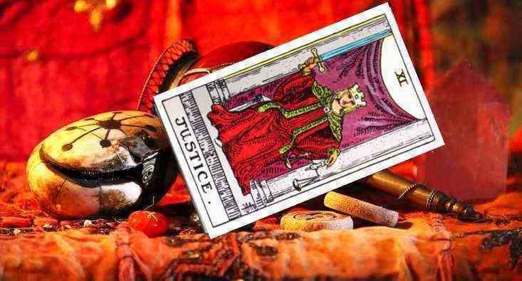 The Justice Card Tarot Reading Love, Marriage Career, Money, Yes or No
